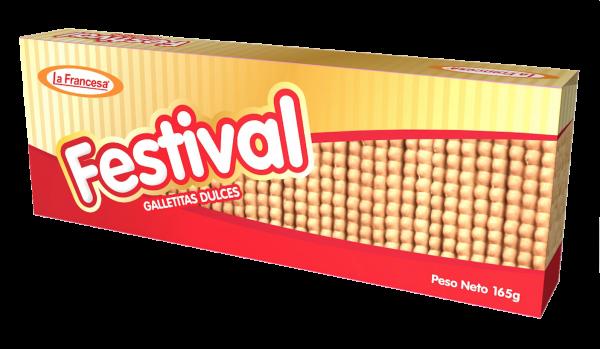 Festival 165g