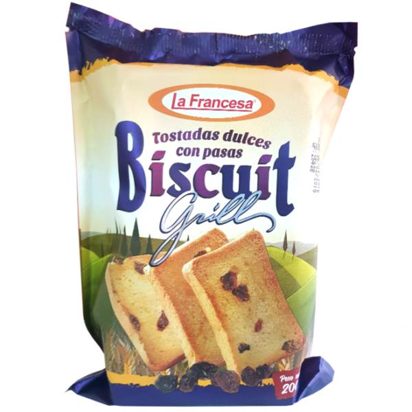 Biscuit-con-pasas
