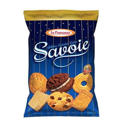 Galletas Savoie