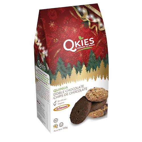 Qkies navideña